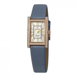 Золотые женские часы LADY 0401.1.1.21H