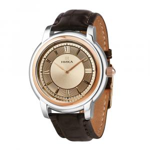 биколор мужские часы CELEBRITY 1358.0.19.93B