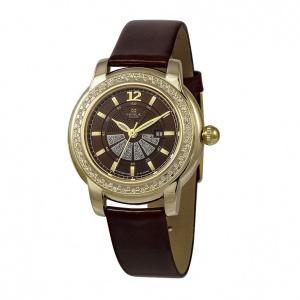 золотые женские часы CELEBRITY 1071.1.3.64A