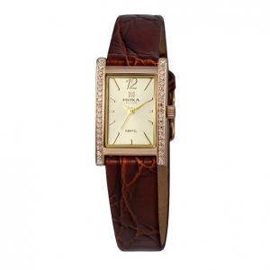 золотые женские часы LADY 0401.1.1.45H