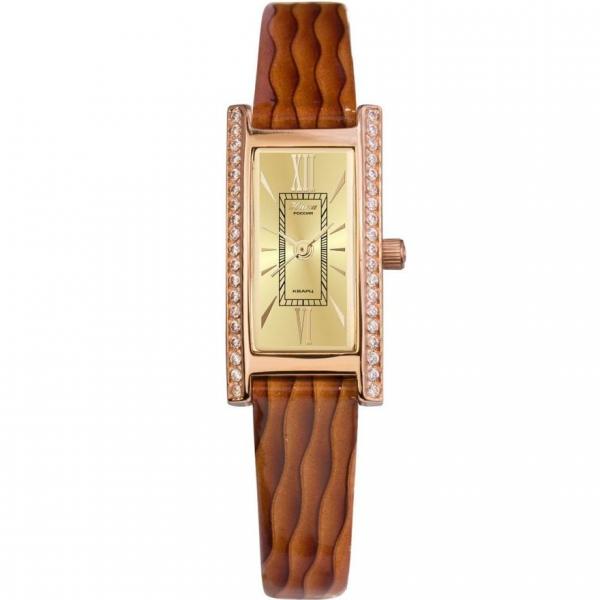 золотые женские часы LADY 0438.1.1.41H