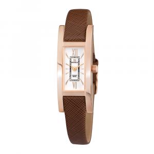 золотые женские часы LADY 0445.0.1.11H