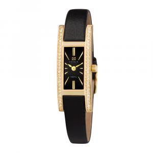 золотые женские часы LADY 0446.1.3.55H