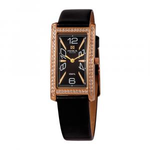 золотые женские часы LADY 0551.1.1.52H