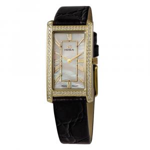 золотые женские часы LADY 0551.1.3.31H