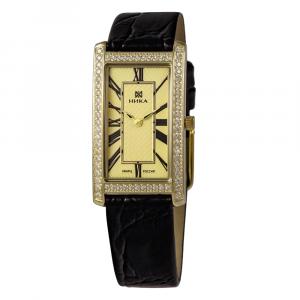 золотые женские часы LADY 0551.1.3.41H