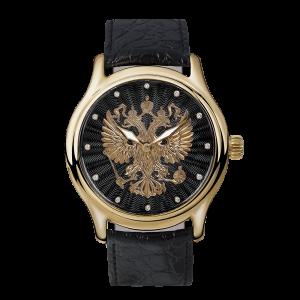 золотые мужские часы НИКА EXCLUSIVE 1102.1.3.72A