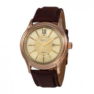 золотые мужские часы CELEBRITY 1065.0.1.41H