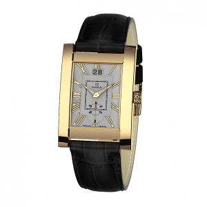 золотые мужские часы GENTLEMAN 1041.0.3.21H