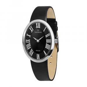 серебряные женские наручные часы LADY 0106.0.9.51A