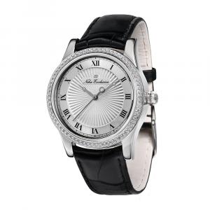 серебряные женские часы НИКА EXCLUSIVE 1100.2.9.101A