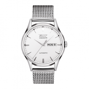 TISSOT HERITAGE VISODATE AUTOMATIC T0194301103100
