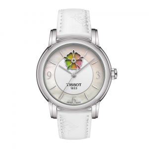 TISSOT LADY HEART FLOWER POWERMATIC 80 T050.207.17.117.05