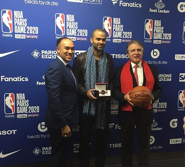 NBA – ГЛОБАЛЬНЫЕ ИГРЫ В ПАРИЖЕ