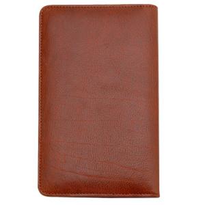 Визитница на 72 карточки из коричневой пропоролоненной кожи Dr.Koffer X241771-02-05 фото