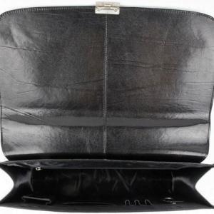 Мужской кожаный портфель Diplomat SK-209-3-1B фото