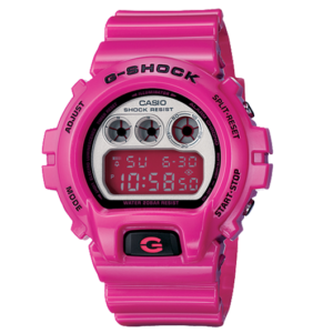 CASIO DW6900CS-4ER фото
