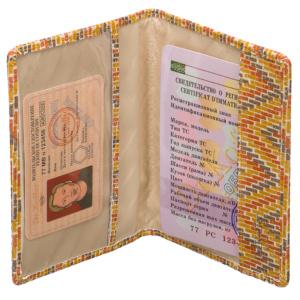 Dr.Koffer X510130-166-67 Обложка для паспорта фото