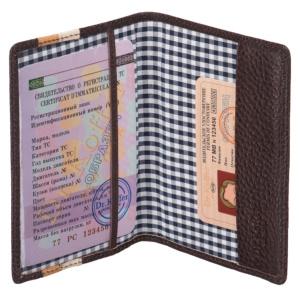 Dr.Koffer X510130-24-80 Обложка для паспорта фото