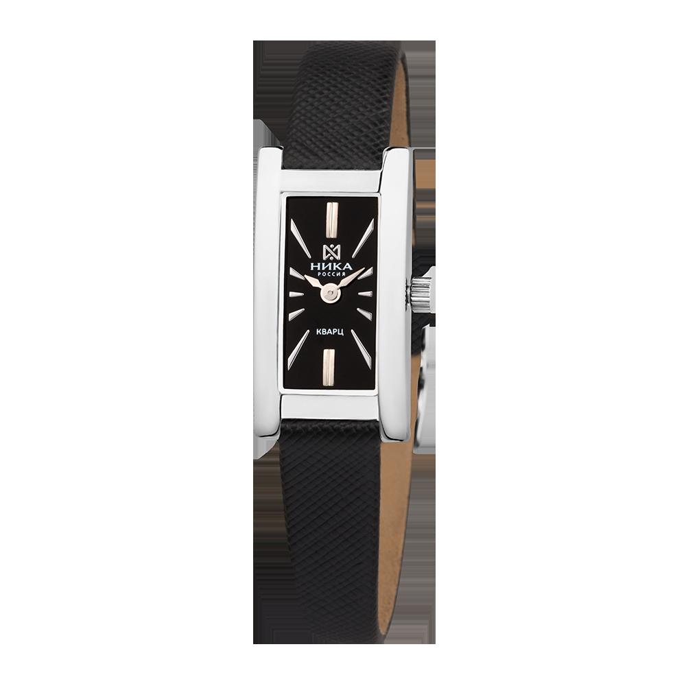 897e4904d0df1 Серебряные женские наручные часы LADY 0445.0.9.55H | Kmv time