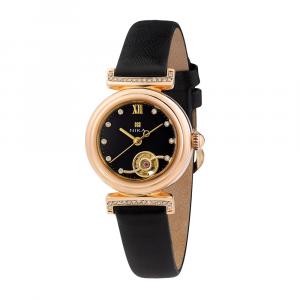 Золотые женские наручные часы CELEBRITY 1008.7.1.56A