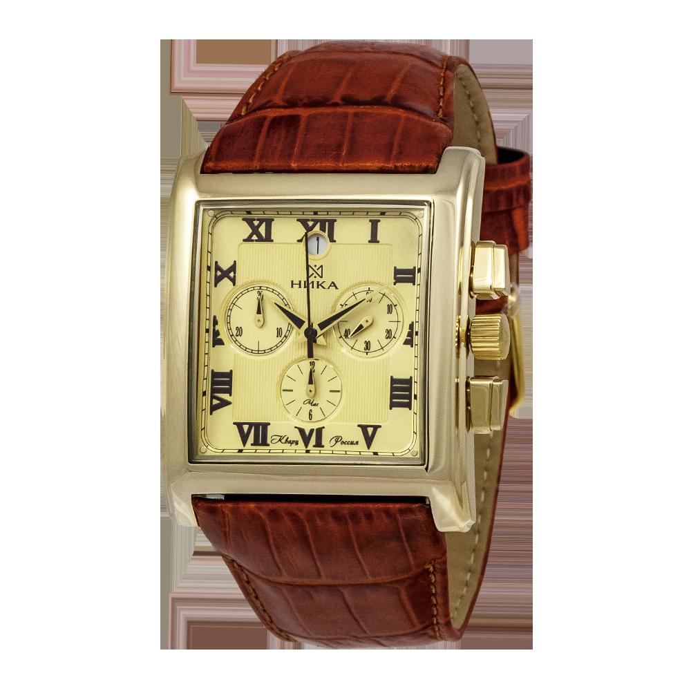 Часы ника мужские золотые каталог