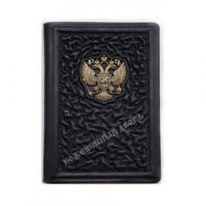 "Обложка на паспорт Модель ""Бизнес"""