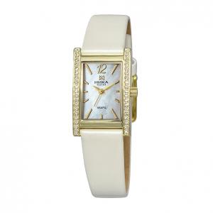 Золотые женские часы LADY 0401.2.3.35H