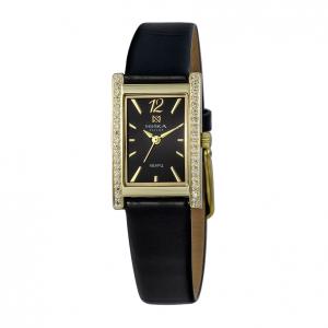 Золотые женские часы LADY 0401.2.3.55H