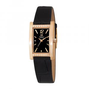 Золотые женские часы LADY 0420.1.1.55H