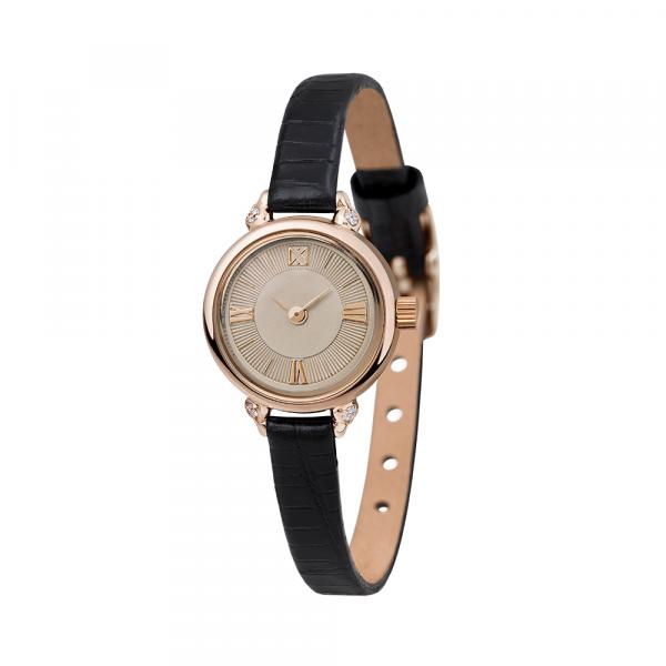 Золотые женские наручные часы VIVA 0311.2.1.83B
