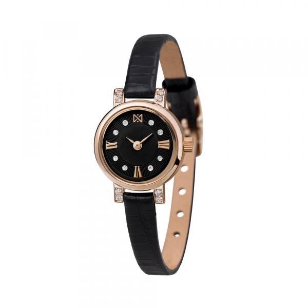 золотые женские наручные часы VIVA 0313.2.1.53D