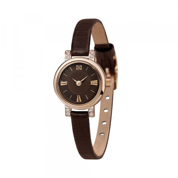 золотые женские наручные часы VIVA 0313.2.1.63A