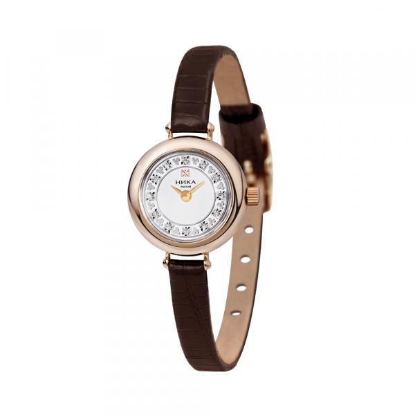 золотые женские наручные часы VIVA 0362.0.1.16C