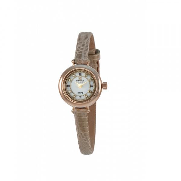 золотые женские наручные часы VIVA 0362.0.1.17H