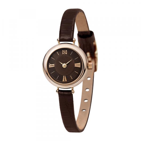 золотые женские наручные часы VIVA 0362.0.1.63A