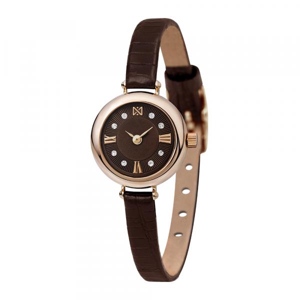 золотые женские наручные часы VIVA 0362.0.1.63B