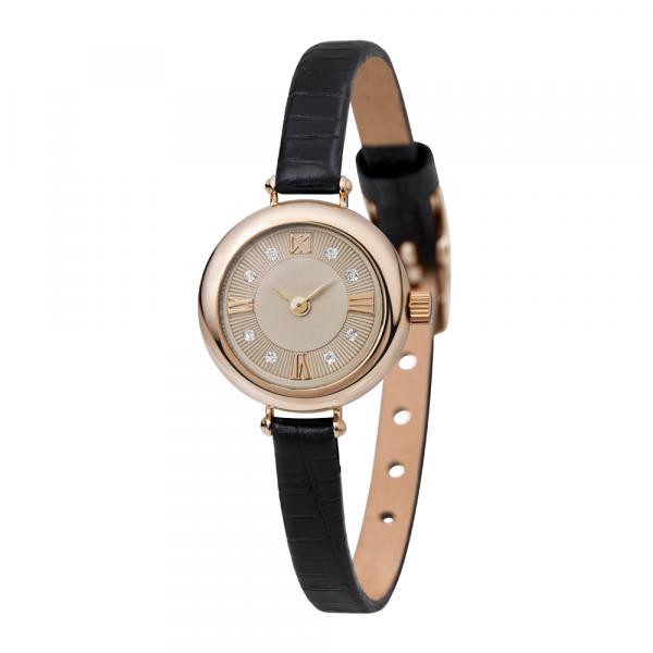золотые женские наручные часы VIVA 0362.0.1.83C