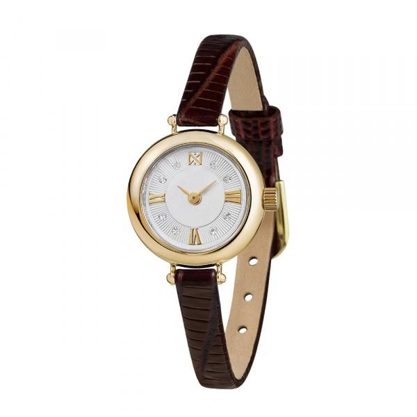 золотые женские наручные часы VIVA 0362.0.3.13D