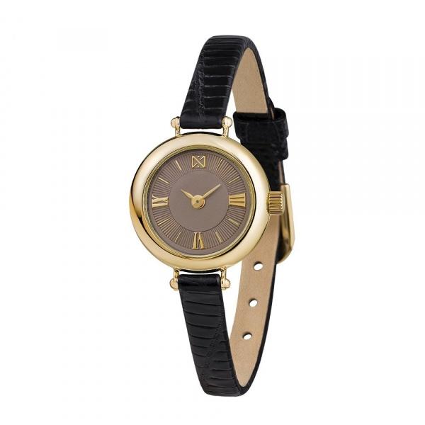 золотые женские наручные часы VIVA 0362.0.3.83B