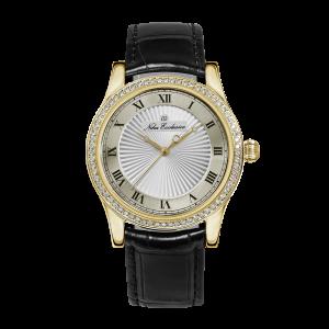 золотые женские часы НИКА EXCLUSIVE 1100.1.3.101A