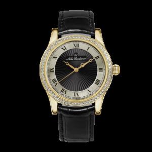золотые женские часы НИКА EXCLUSIVE 1100.1.3.101B