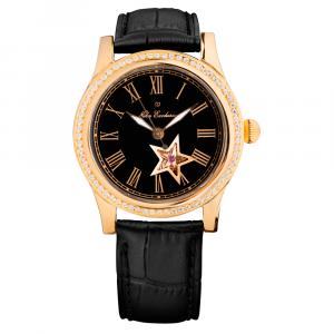 золотые женские часы НИКА EXCLUSIVE 1100.1.4.50C