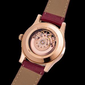золотые женские часы НИКА EXCLUSIVE 1100.43.1.36