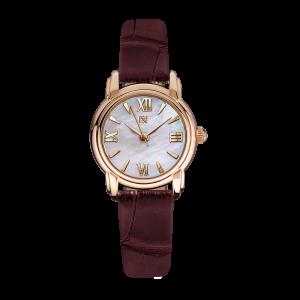 золотые женские часы LADY 0019.0.1.33A
