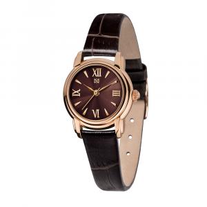 золотые женские часы LADY 0019.0.1.63A