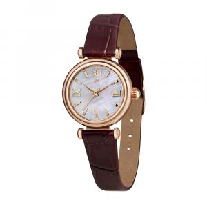 золотые женские часы LADY 0020.0.1.33A