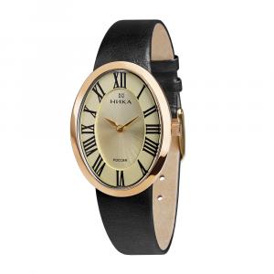 золотые женские часы LADY 0106.0.1.41A