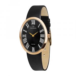 золотые женские часы LADY 0106.0.1.51A