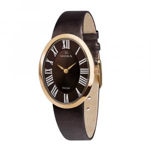 золотые женские часы LADY 0106.0.1.61A